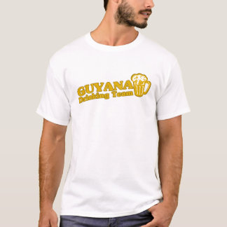 Guyana Drinking Team T-Shirt