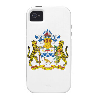 guyana emblem case for the iPhone 4