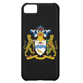guyana emblem cover for iPhone 5C