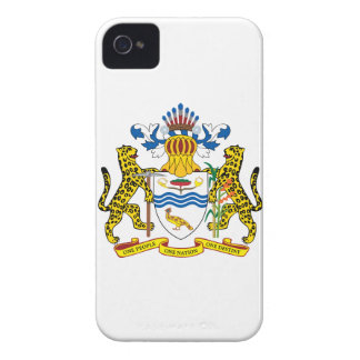 guyana emblem iPhone 4 cases