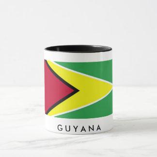 Guyana Flag Coffee Mug