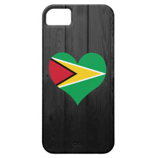 Guyana flag colored iPhone 5 cases