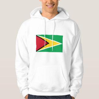 Guyana Flag GY Hoodie