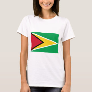 Guyana Flag GY T-Shirt