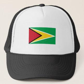 Guyana FLAG International Trucker Hat