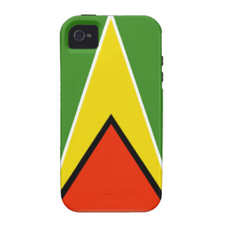 Guyana Flag iPhone 4/4S Cases