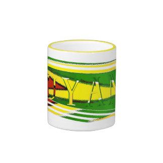 Guyana Flag Mug 5