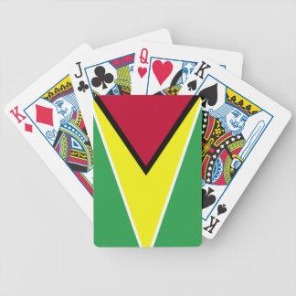 Guyana Flag Playing Cards