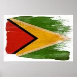 Guyana Flag Posters