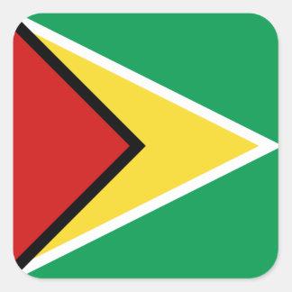 Guyana Flag Sticker