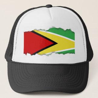 Guyana Flag Trucker Hat