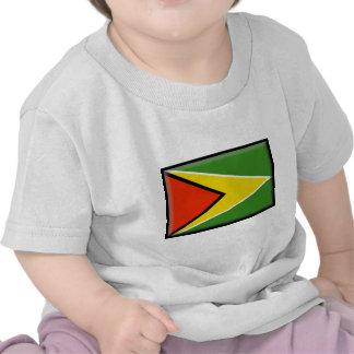 Guyana Flag Shirts