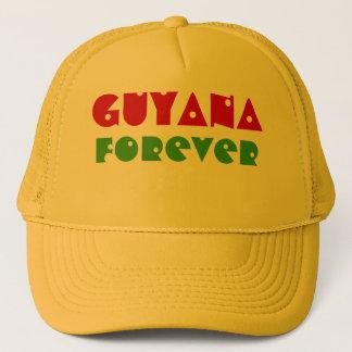 Guyana forever trucker hat