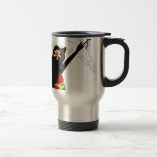 Guyana Girl Travel Mug