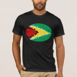 Guyana Gnarly Flag T-Shirt