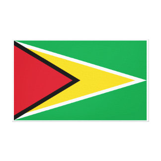 Guyana – Guyanese Flag Canvas Print