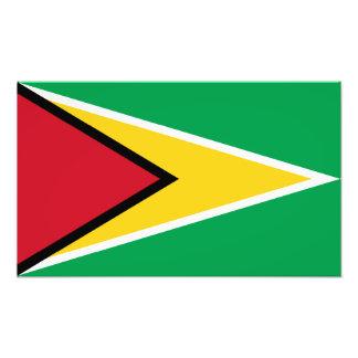 Guyana – Guyanese Flag Photo Print