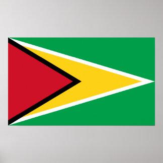 Guyana – Guyanese Flag Posters