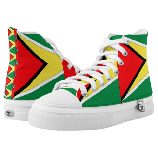 Guyana High-Top Sneakers