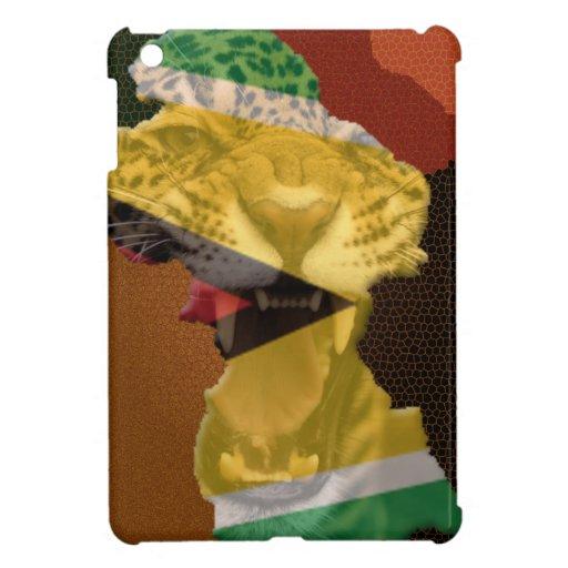 Guyana Jaguar iPad Mini Coberturas