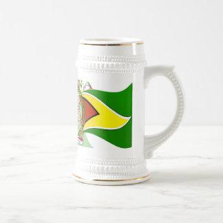 Guyana Kofi 1763 Revolution Coffee Mugs