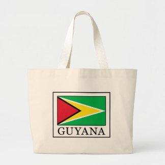 Guyana Large Tote Bag