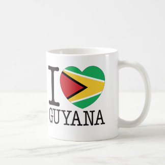 Guyana Love v2 Coffee Mug