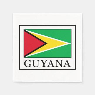 Guyana Napkin