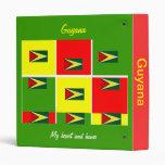 Guyana office  binders