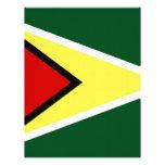 Guyana Plantilla De Membrete