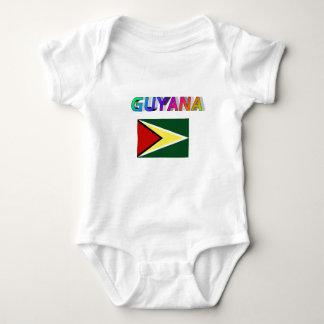 Guyana Camisetas