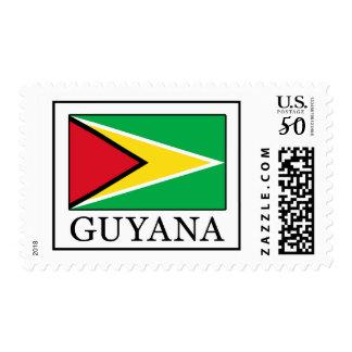 Guyana Postage