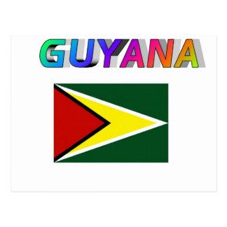 Guyana Postcard