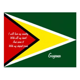 Guyana postcards