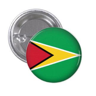 Guyana redonda pin redondo 2,5 cm