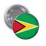 Guyana redonda pins