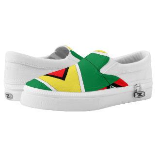 Guyana Slip-On Sneakers