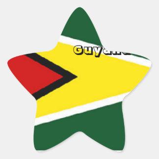 Guyana stickers
