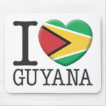 Guyana Tapetes De Raton
