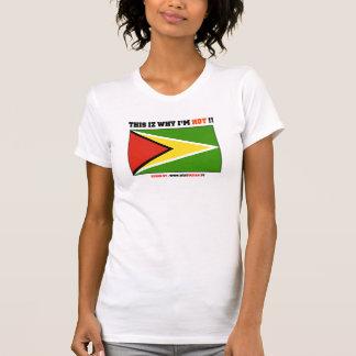 Guyana : This iz why I'm HOT !! Tshirts