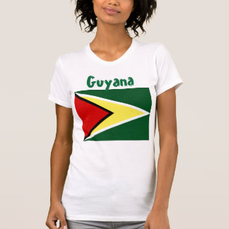 Guyana womens t-shirts