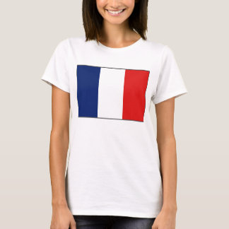 Guyane Flag x Map T-Shirt