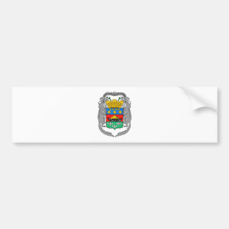 Guyane GF Bumper Sticker