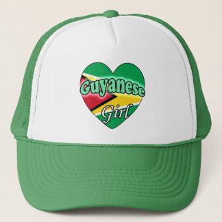 Guyanese Girl Trucker Hat