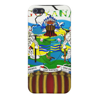 Guyanese styled Speck® Fitted™ Fabric-Inlaid Hard Cover For iPhone SE/5/5s