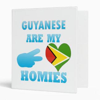 Guyaneses son mi Homies