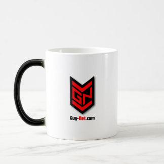 GuyNet Black/Red Logo Mug QSD