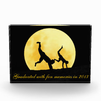 Guys and the full moon graduation award
