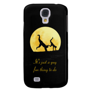 Guys and the full moon samsung galaxy s4 covers