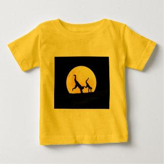 Guys and the full moon tee shirt